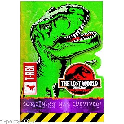 JURASSIC PARK LOST WORLD CENTERPIECE ~ Birthday Party Supplies Decorations - Jurassic Park Decorations