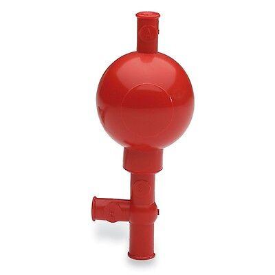 Premium Safety Pipette Filler Red Dn Deutsch Neumann - Made In Germany