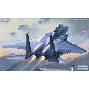 [Academy] Plastic Model Kit 1/48 F-15K SLAM EAGLE R.O.K. AIR FORCE (#12213)