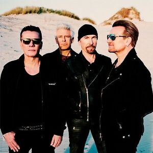 U2 and The Lumineers June 26th