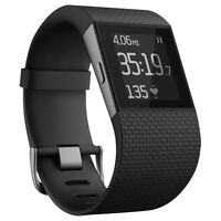 Fitbit Surge Fitness Super Watch With GPS and Heart Rate Monitor