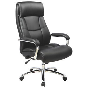 Montecito Bonded High-Back Manager & Executive Chair NEW