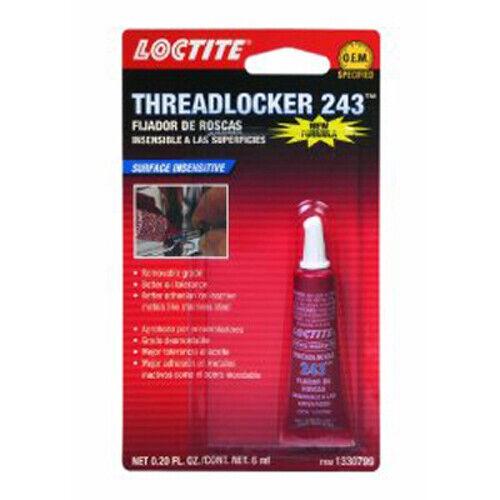 Loctite 1330799 Threadlocker 243 6ml
