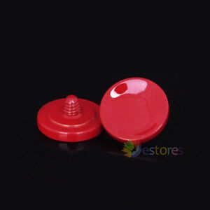Red Soft release shutter button For Leica Contax Fujifilm Canon Nikon #11