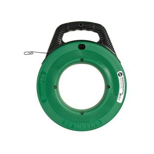 """Greenlee FTS438-240 MagnumPro Steel Fish Tape 1/8"""" x 240"""