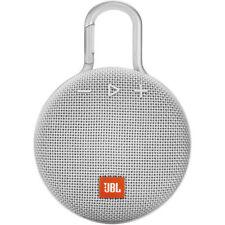 JBL Clip 3 Portable Waterproof Bluetooth Speaker White *Authorized Dealer*