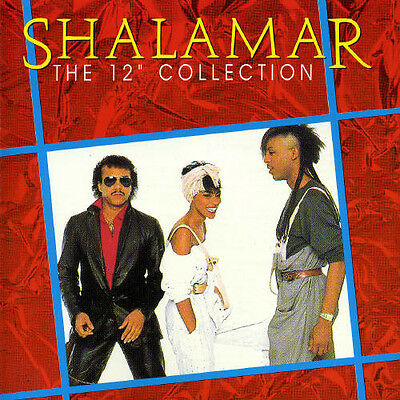 Shalamar - 12 Inch Collection [New Cd] Canada - Import 0