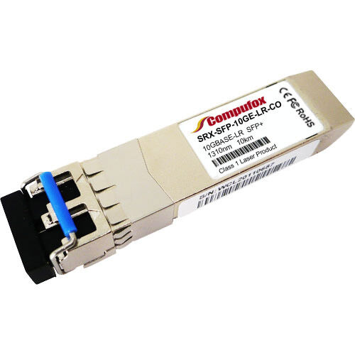 Juniper SRX-SFPP-10G-LR SRX-SFP-10GE-LR 10GE 1310nm 10Km SFP+LR transceiver