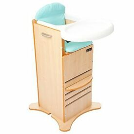 Little Helper Funpod with highchair