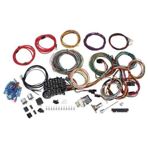 12 circuit wiring harness street rod wiring harness