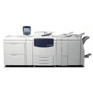 Xerox Color C75 Press print shop Production Printer Copier C/Z Folder High Quality Fast Large Capacity Tray - BUY LEASE