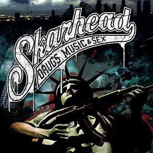 Skarhead - Drugs, Music & Sex CD CROWN OF THORNZ MIZERY MADBALL LEEWAY