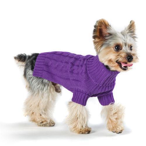 Knitted Dog Jumper Ebay