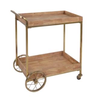 Hire vintage drink cart drink trolley