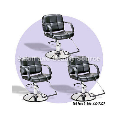 Austin Hair Salon Styling Chair - Package of 3 - Salon Furniture and Equipment for sale  Shipping to Canada