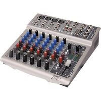 Peavey PV8 - 8 channel mixer - barely used