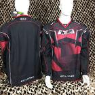Red Size XXL Paintball Jerseys & Shirts