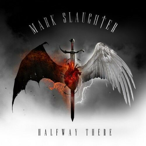 Mark Slaughter - Halfway There [New CD]