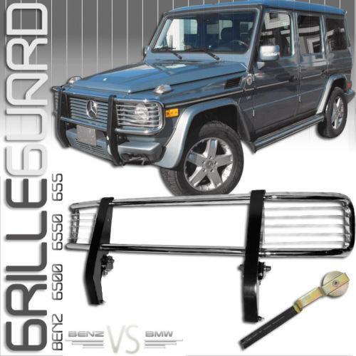 G wagon grill ebay for Mercedes benz g wagon parts
