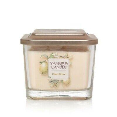 Yankee Candle Elevation medium jar Citrus Grove