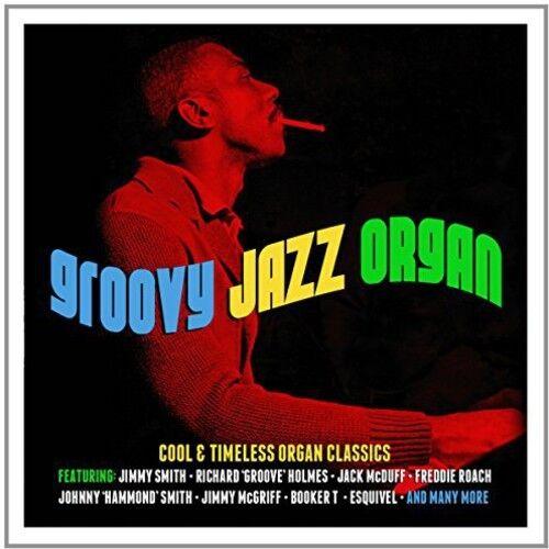 Various Artists - Groovy Jazz Organ / Various [New CD] UK - Import