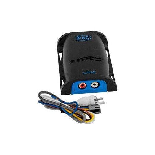 PAC LP7-2 Line Output Converter Adjustable L.O.C. Pro Car Audio Two (2) Channel