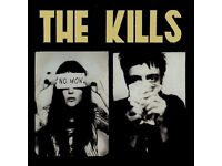 THE KILLS - DOWNSTAIRS STANDING - O2 SHEPHERDS BUSH EMPIRE - TUES 30/05 - £40!