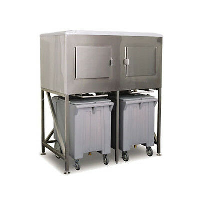 Scotsman Ics-3 1800 Lb Storage Ice Express System Ice Bin