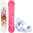 Avalanche Women's Snowboards with Bindings