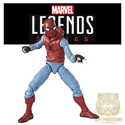 Spider Man Homemade Marvel Legends Spiderman Homecoming 6  Loose Fig Baf Vulture