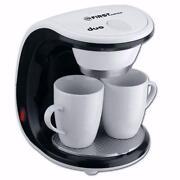 Kaffeemaschine 2 Tassen