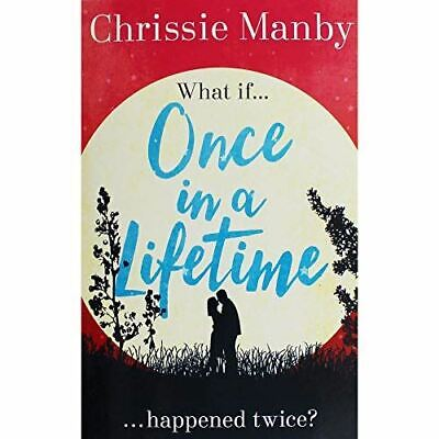 , Chrissie Manby Once in a Lifetime, Like New, Kitchen & Home
