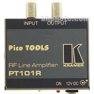 Kramer PT-101R HDTV Antenna Amplifier..Brand New in the Box.