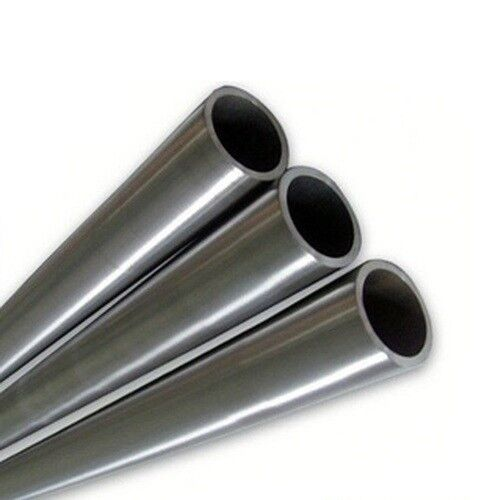 """Inconel 625 Seamless Round Tubing, 1/2"""" OD, 0.065"""" Wall, 12"""""""