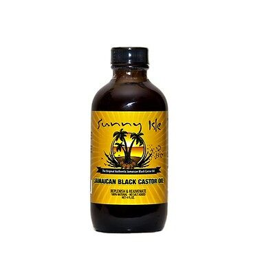 Sunny Isle The Original Jamaican Black Castor Oil Regular 4oz