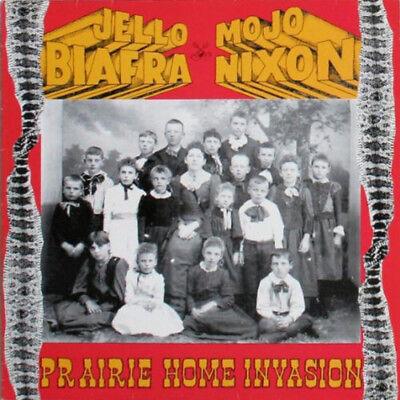 Jello Biafra and Mojo Nixon : Prairie Home Invasion VINYL (2017) ***NEW***