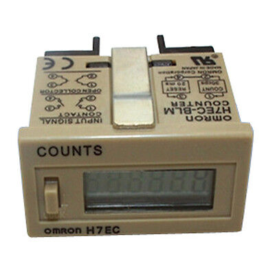 H7ec-blm 0 - 999999 Counting Range No-voltage Required Digital Counter Lw