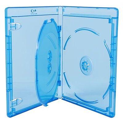NEW! 25 VIVA ELITE Blu-ray 3-Disc Cases - Holds 3 discs Triple