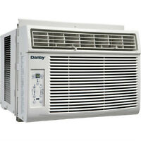 DANBY 8000BTU WINDOW AIR CONDITIONER - NO TAX