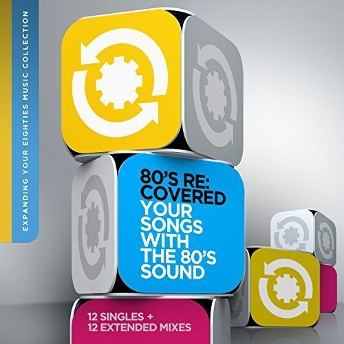 CD  80's Re:Covered Doppel CD Digipack (K32)