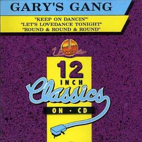 Gary's Gang - Keep on Dancin/Lets Lovedance Tonight [New CD] Canada - Import
