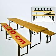 Camping Folding Wooden Table