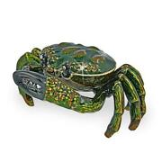Crab Trinket Box