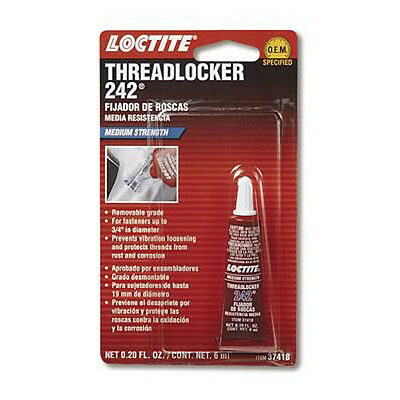 Loctite 37418 - Threadlocker Medium Strength 6ml
