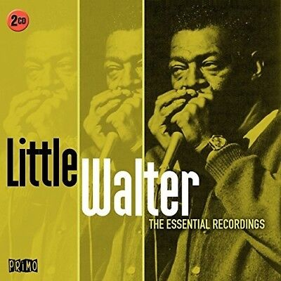 Little Walter - Essential Recordings [New CD] UK - Import
