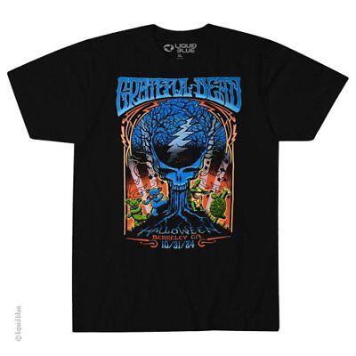 Grateful Dead Halloween Shirt (Grateful Dead Halloween Dead M, L, XL, 2XL Black)