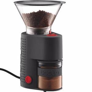 Moulin à café Bodum Bistro Électrique 10903-01us - PRODUIT NEUF