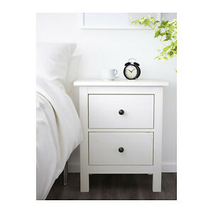Commode 2 tiroirs IKEA HEMNES 2 drawer chest