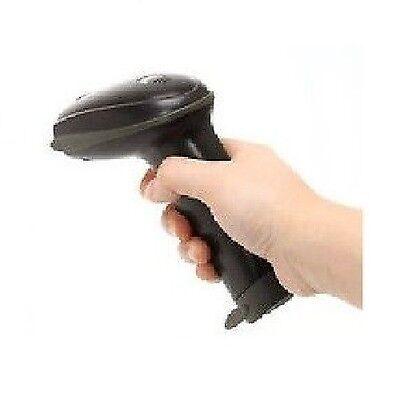 New Usb Port Laser Scan Barcode Scanner Reader Black Hand Held For Pos 6ft Cable