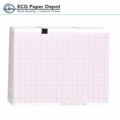 Ecg Ekg Welch Allyn 94001-0000 10 Packs Z-fold Thermal Paper Per Case 90mm X 83